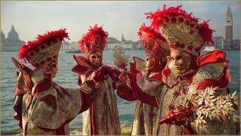 Carnaval de Venise : Les Fées de San Giorgio Maggiore
