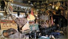 L'une des salles de l'Arzanà