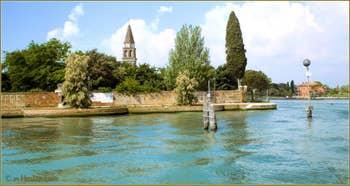 L'île de Mazzorbo et son Campanile