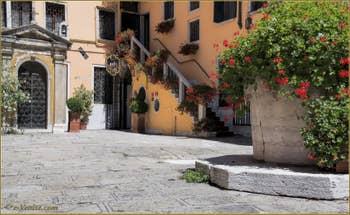 La Corte del Forno Vechio et son puits