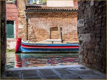 Les Reflets du rio de l'Acqua Dolce