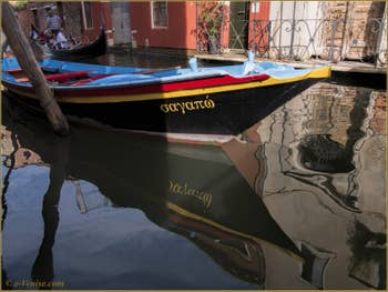 Les Reflets du rio de San Felice