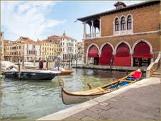 Pénélope, Gondole Sportive sur le Grand Canal