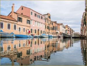 Le rio et la Fondamenta de la Sensa, dans le Sestier du Cannaregio à Venise.