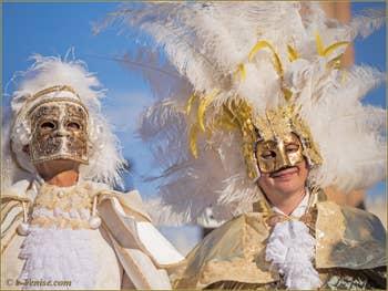Carnaval de Venise : Au Soleil de Venise