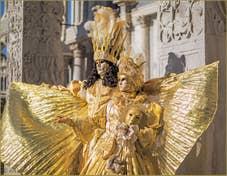 Carnaval de Venise : De l'Or plein les Yeux