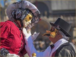 Carnaval de Venise : Déclaration d'Amour