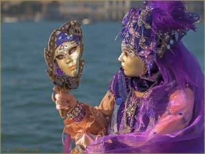 Carnaval de Venise : Le rêve et son miroir