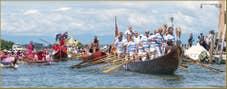 L'arrivée à Venise Canal de Cannaregio