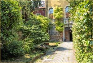 Les jardins secrets de Venise, juin, le mois du jasmin.