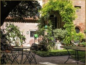 La Venise verte : Dans l'intimité des jardins Vénitiens.