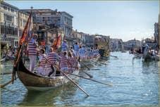 Regata Storica, la Régate Historique de Venise
