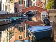 L'autre Venise, Calme, Douceur et Beauté