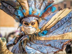 Les Masques et Costumes du Carnaval de Venise.