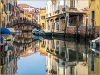 Plénitude sur le Rio Priuli Santa Sofia à Venise