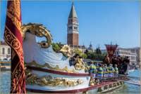 La Serenissima à la Fête de la Sensa à Venise