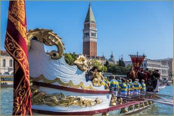 La Serenissima à la Fête de la Sensa à Venise.