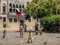 Campo Bandiera e Moro o de la Bragora à Venise