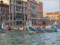 Le Cortège Historique de la Regata Storica de Venise