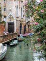 Rio de la Panada Palais Van Axel à Venise