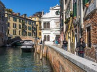 Fondamenta dei Furlani à Venise