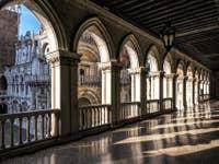 La Galerie du Palais des Doges à Venise