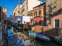Lessive Vénitienne Rio Riello à Venise