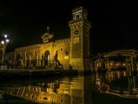 Noël à l'Arsenal de Venise
