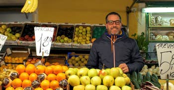 Cristiano Fruits et Légumes Barba Frutariol Cannaregio