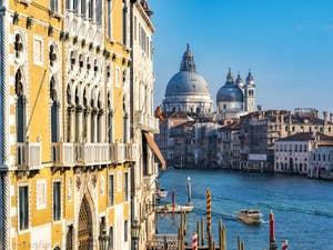 Palazzo Cavalli Franchetti Gussoni à Venise.