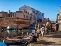 La Fondamenta degli Ormesini à Venise