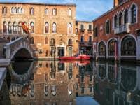 Le Miroir du Palazzo Marcello à Venise