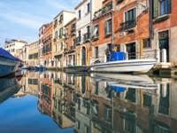 Le Miroir du Rio delle Eremite à Venise