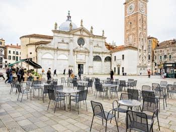 Le Campo Santa Maria Formosa, dans le Castello à Venise.