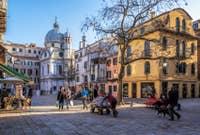 Saint-Valentin aux Miracoli à Venise