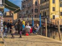 Parfum de Printemps Fondamenta dei Ormesini à Venise