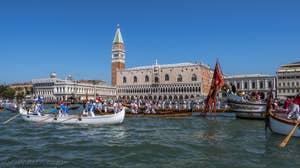 La Fête de la Sensa à Saint-Marc à Venise.