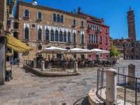 Le Campo Sant'Anzolo à Venise