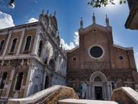 La Scuola Grande di San Marco et Santi Giovanni e Paolo à Venise