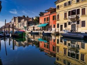 Le Rio et la Fondamenta de la Sensa, dans le Cannaregio à Venise.