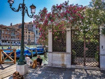 Farniente Riva del Vin, à San Polo à Venise.