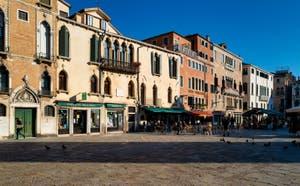 Le Campo Santa Maria Formosa dans le Sestier du Castello à Venise