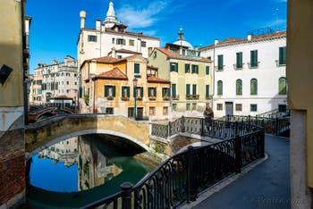 Le Campiello Querini Stampalia dans le Sestier du Castello à Venise