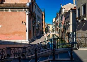 La Fondamenta de la Chiesa et le rio de San Felice, dans le Sestier du Cannaregio à Venise