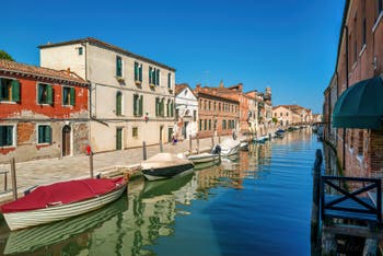 Le Rio et la Fondamenta dei Riformati dans le Sestier du Cannaregio à Venise.