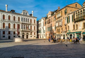 Le Campo Santa Maria Formosa dans le Sestier du Castello à Venise.
