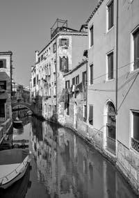 Le Rio de San Martin dans le Sestier du Castello à Venise.