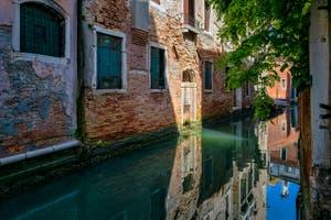 Le Rio de la Verona à Saint-Marc à Venise.