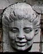 Le Seul Sourire du Pont des Soupirs à Venise