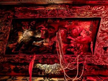 Alexander Shishkin-Hokusai à la Biennale d'Art de Venise 2019 au pavillon Russe
